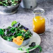 Salatdressing mit Kaffee
