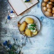 Genießerin Ruth Moschner hat mit mir ihre kulinarische Kindheitserinnerung geteilt.