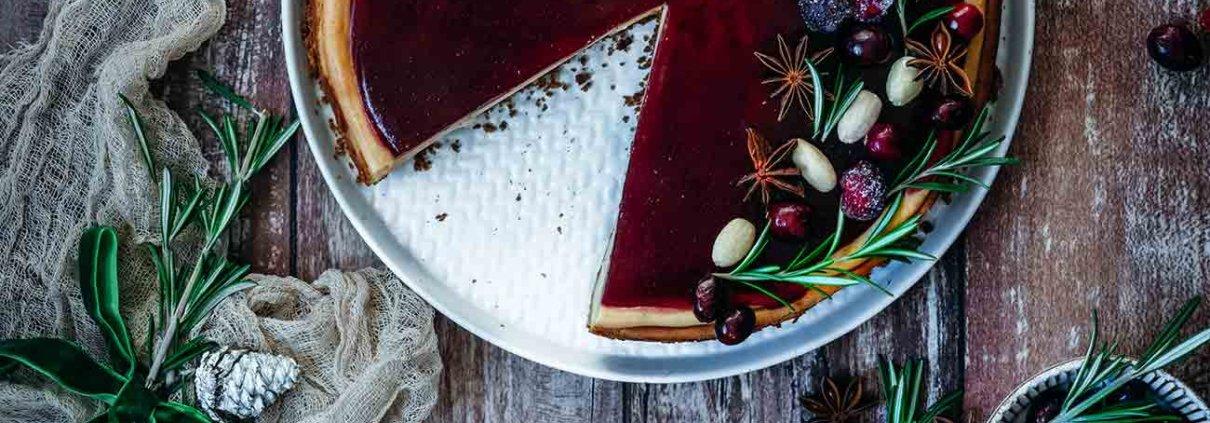 Habt ihr einen Lieblings-Cheesecake? Ich ja! Der Spekulatius Cheesecake erfordert wenig Aufwand, ist leicht, luftig, leicht gesüßt und dank des sahnigen Frischkäses von @mmmh_exquisa richtig cremig